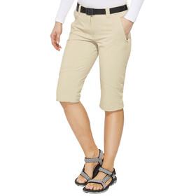 Maier Sports Kluane - Pantalones cortos Mujer - beige